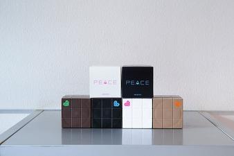 PEACE -wax line-